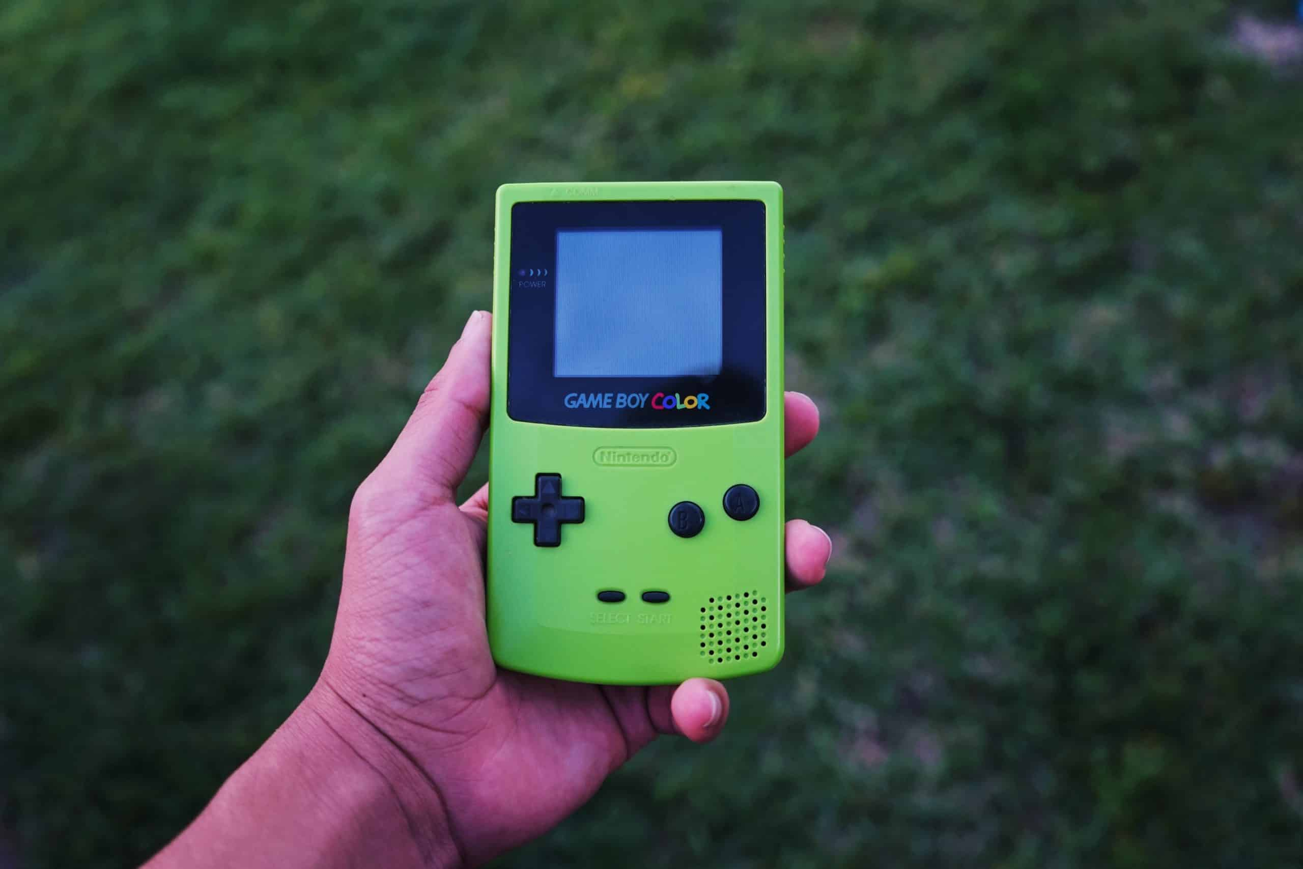 A Nintendo For Game Console